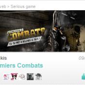 tanukis premiers combat