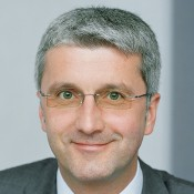 Mitglied des Vorstands der AUDI AG,  Geschaeftsbereich Finanz und Organisation