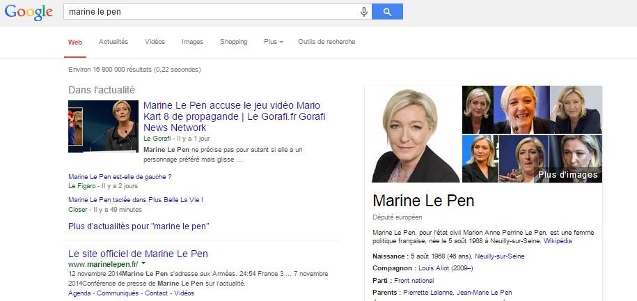 Gorafi-Google