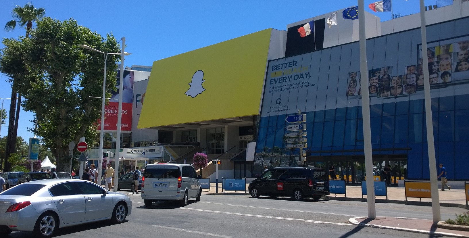 Snapchat Cannes Lions 2015