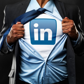 linkedin superman