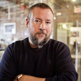 Shane Smith, co-founder, Vice Media
